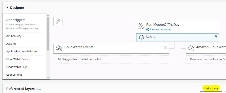 Mo Sharif | How to Create an AWS Lambda Layer